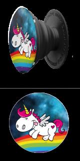 Regenbogen Pony (crapwaer)