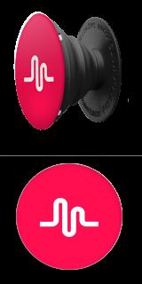 Classic Logo - black (musical.ly)