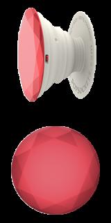 Red Metallic Diamond
